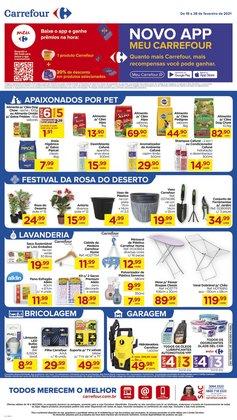 Ofertas de Luminária de teto em Carrefour