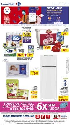 Ofertas Supermercados no catálogo Carrefour em Ribeirão Preto ( Válido até amanhã )