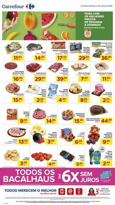 Ofertas Supermercados no catálogo Carrefour em Santos ( Publicado a 2 dias )