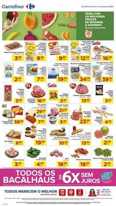 Ofertas Supermercados no catálogo Carrefour em Cachoeirinha ( 2 dias mais )