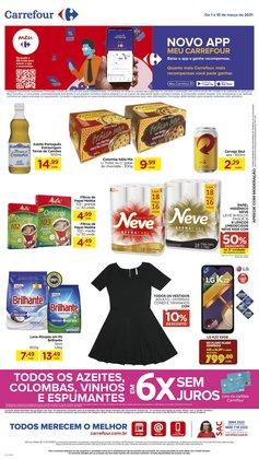 Catálogo Carrefour ( Publicado ontem )