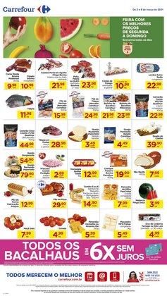 Ofertas Supermercados no catálogo Carrefour em Jaboatão dos Guararapes ( 2 dias mais )