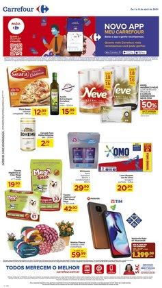 Catálogo Carrefour em Santo André ( Válido até amanhã )