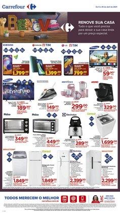 Ofertas de HD em Carrefour
