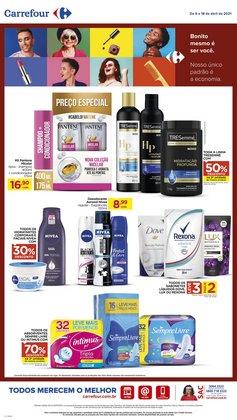 Ofertas Supermercados no catálogo Carrefour em Sorocaba ( 8 dias mais )