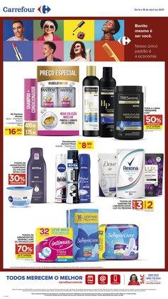 Ofertas Supermercados no catálogo Carrefour em Natal ( 8 dias mais )