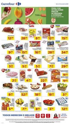 Ofertas Supermercados no catálogo Carrefour em Osasco ( 2 dias mais )
