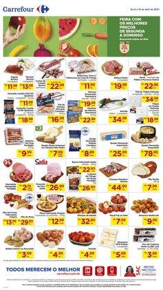 Ofertas Supermercados no catálogo Carrefour em Natal ( 2 dias mais )
