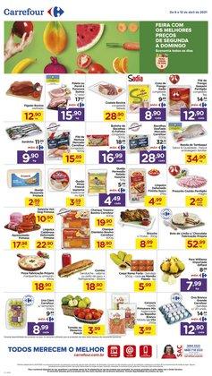Ofertas Supermercados no catálogo Carrefour em Sorocaba ( 2 dias mais )