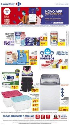 Ofertas Supermercados no catálogo Carrefour em Campinas ( Publicado a 2 dias )