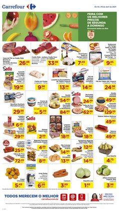 Catálogo Carrefour ( Válido até amanhã )