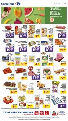 Ofertas Supermercados no catálogo Carrefour em Campinas ( Publicado ontem )