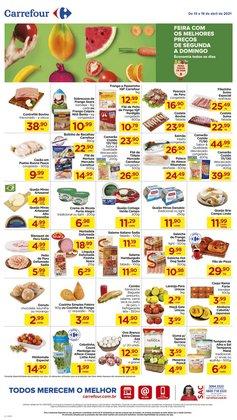 Ofertas Supermercados no catálogo Carrefour em Uberlândia ( Válido até amanhã )