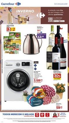 Ofertas de Carrefour no catálogo Carrefour (  10 dias mais)