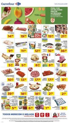 Ofertas de Carrefour no catálogo Carrefour (  Vence hoje)