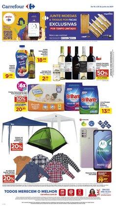 Ofertas de Supermercados no catálogo Carrefour (  5 dias mais)