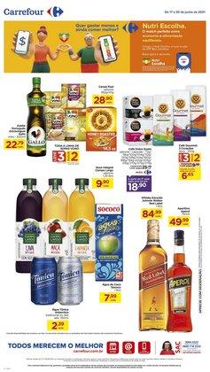 Ofertas de Supermercados no catálogo Carrefour (  11 dias mais)