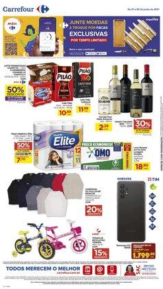 Catálogo Carrefour (  7 dias mais)