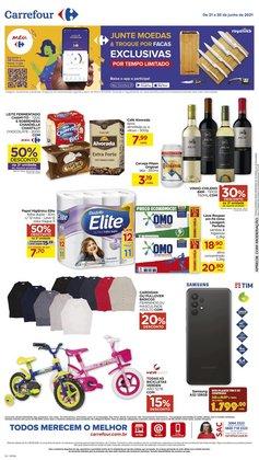 Ofertas de Supermercados no catálogo Carrefour (  7 dias mais)