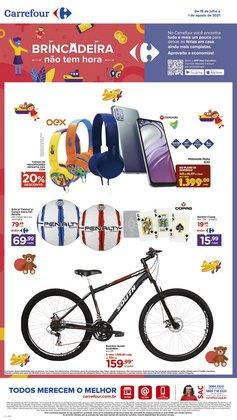 Ofertas de Volta às aulas no catálogo Carrefour (  6 dias mais)