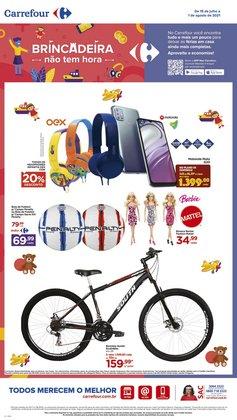 Ofertas de Carrefour no catálogo Carrefour (  6 dias mais)