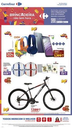 Ofertas de Carrefour no catálogo Carrefour (  3 dias mais)