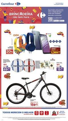 Ofertas de Carrefour no catálogo Carrefour (  8 dias mais)