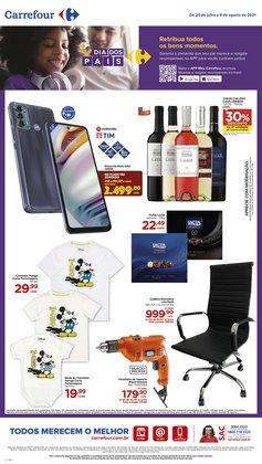 Ofertas de Carrefour no catálogo Carrefour (  11 dias mais)