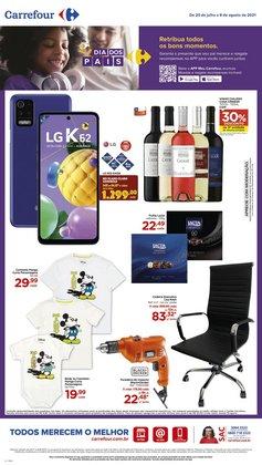 Ofertas de Carrefour no catálogo Carrefour (  16 dias mais)