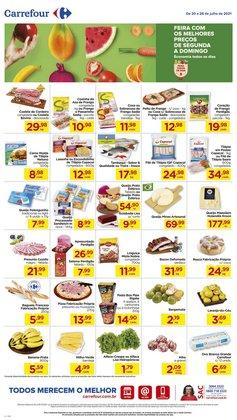 Ofertas de Supermercados no catálogo Carrefour (  Válido até amanhã)