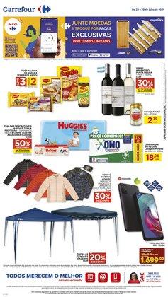 Ofertas de Carrefour no catálogo Carrefour (  4 dias mais)