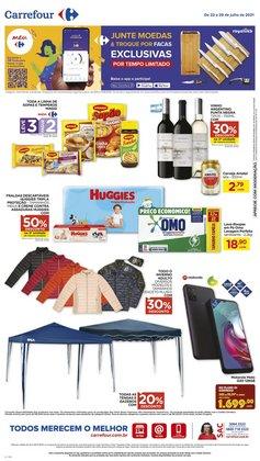 Ofertas de Supermercados no catálogo Carrefour (  4 dias mais)