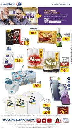 Ofertas de Supermercados no catálogo Carrefour (  3 dias mais)