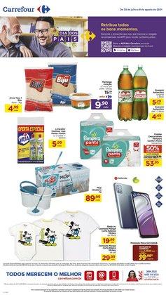 Ofertas de Motorola no catálogo Carrefour (  Publicado hoje)