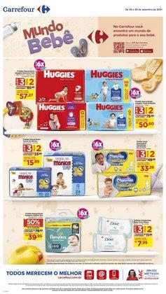 Ofertas de Supermercados no catálogo Carrefour (  8 dias mais)