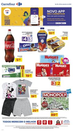 Ofertas de Carrefour no catálogo Carrefour (  7 dias mais)