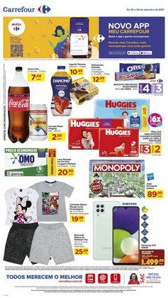 Ofertas de Supermercados no catálogo Carrefour (  Publicado hoje)