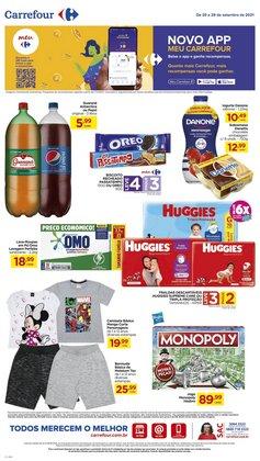Ofertas de Supermercados no catálogo Carrefour (  6 dias mais)