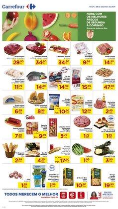 Ofertas de Carrefour no catálogo Carrefour (  Publicado ontem)
