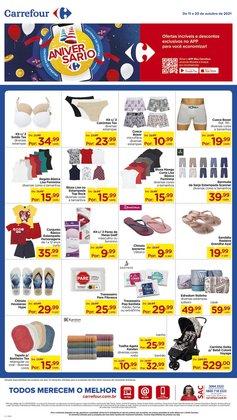 Ofertas de Havaianas no catálogo Carrefour (  Vence hoje)