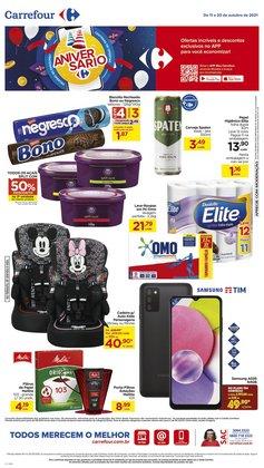 Ofertas de Supermercados no catálogo Carrefour (  2 dias mais)