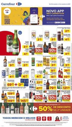 Ofertas de Heineken no catálogo Carrefour (  5 dias mais)