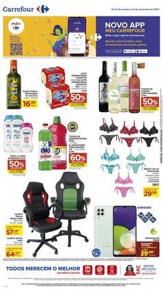 Ofertas de Supermercados no catálogo Carrefour (  9 dias mais)