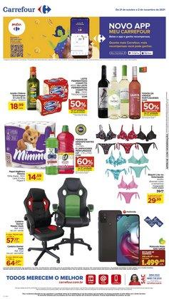 Ofertas de Supermercados no catálogo Carrefour (  10 dias mais)