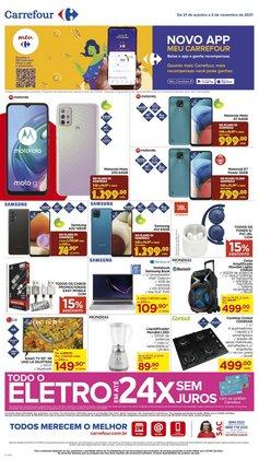 Ofertas de Motorola no catálogo Carrefour (  8 dias mais)