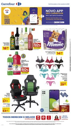Catálogo Carrefour (  Publicado hoje)