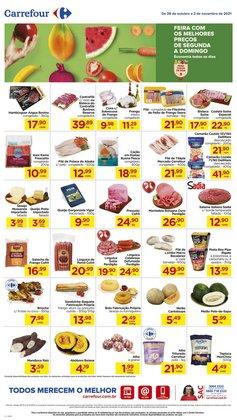 Catálogo Carrefour (  Publicado ontem)