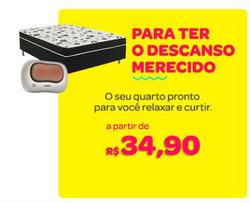 Promoção de Carrefour no folheto de Natal