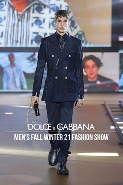 Ofertas de Dolce & Gabbana no catálogo Dolce & Gabbana (  26 dias mais)