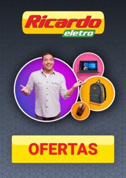Ofertas Tecnologia e Eletrônicos no catálogo Ricardo Eletro em Mogi das Cruzes ( Publicado ontem )